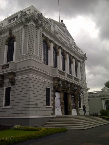 Guadalajara-Museum of Arts of the University of Guadalajara-20180619-07247