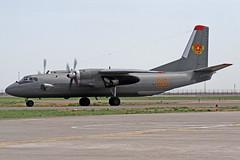 Kazakhstan Air Force Antonov An-26 05 Red TSE 26-05-18