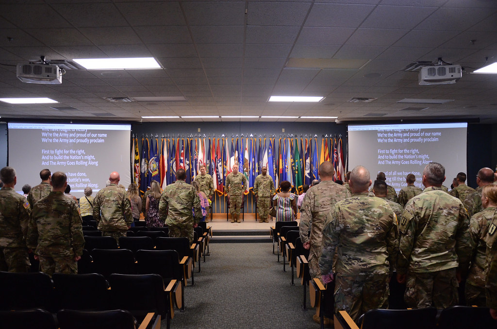 Hubbard takes command of 183rd RTI | Col  Todd Hubbard takes
