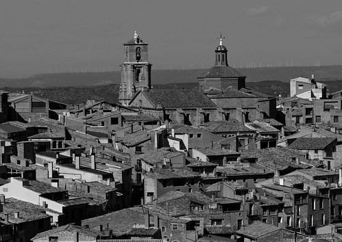 Calaceite, Teruel, España.