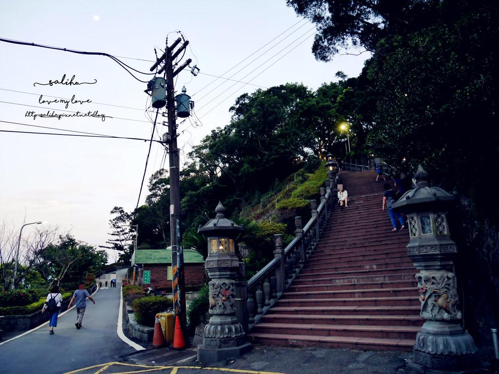 台北內湖一日遊夜景推薦碧山巖開漳聖王廟 (2)