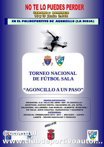 Torneo Agoncillo 2018