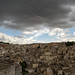 Panoramica di Matera dall'interno.