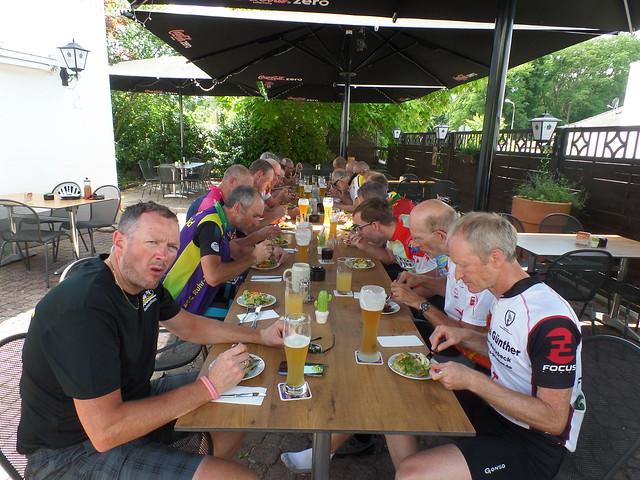 30.5. bis 3.6.2018 Etappenfahrt: Vom Taunus in den Odenwald!