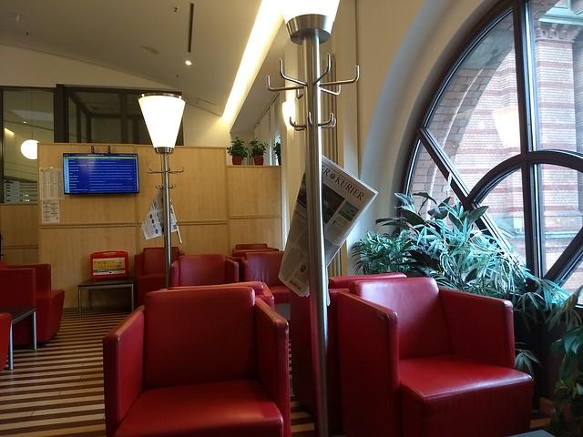 DB Lounge Bremen Hbf
