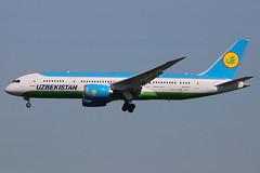 UK78703 | Boeing 787-8 Dreamliner | Uzbekistan Airways