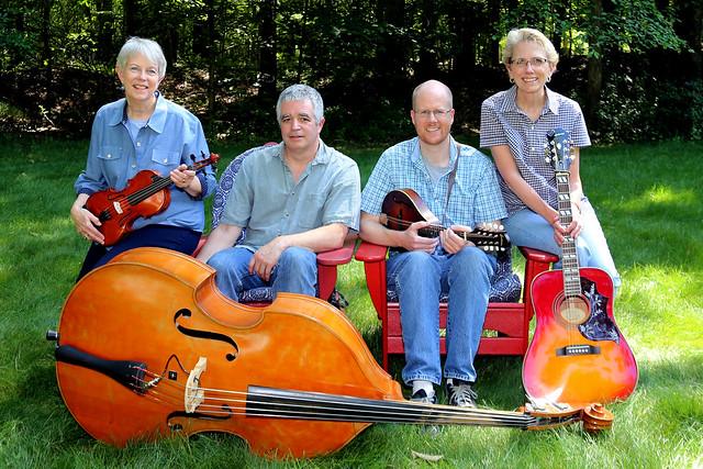 Ocean State Ramblers Band Portraits