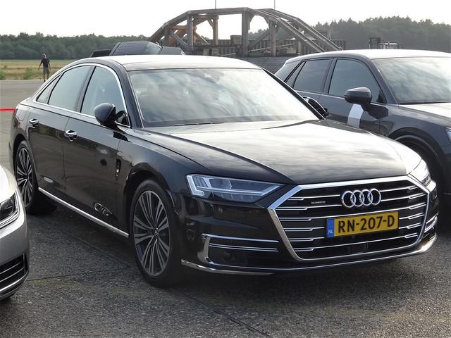 2018 Audi A8 TDI Quattro