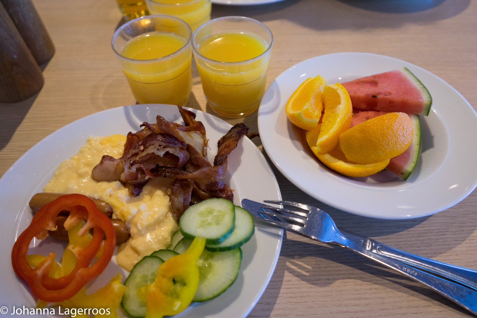 breakfast buffet viking grace