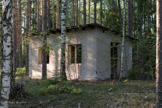 Hidden house., Nikon D850, AF-S Nikkor 58mm f/1.4G