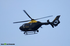 G-POLF - 0267 - National Police Air Service - Eurocopter EC-135T-2+ - Letchworth - 180507 - Steven Gray - IMG_2322