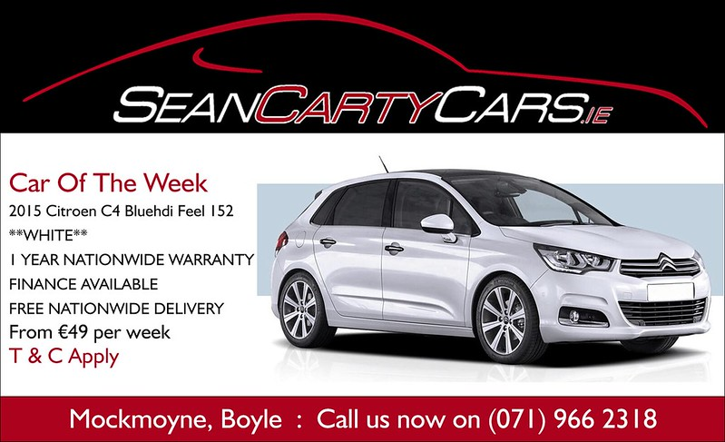 Sean Carty Cars 2015-Citroen