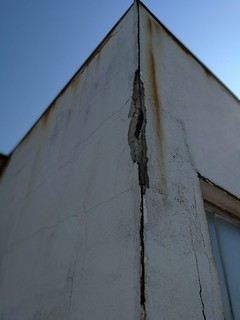 Danni alle strutture portanti