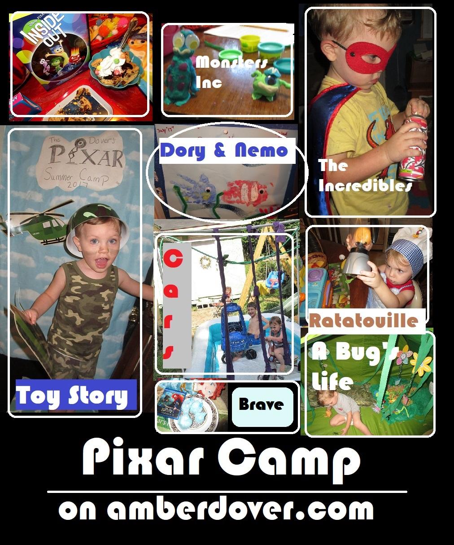 Pixar Camp