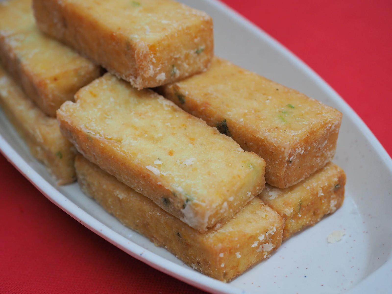 Seafood Tofu from Pangkor Village Seafood, Taman Megah