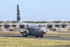 11235 USAF C130 - Kentucky