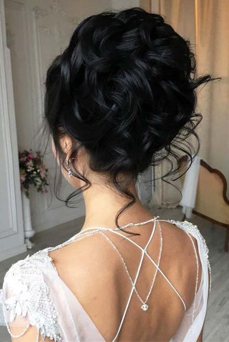 TRENDY WEDDING UPDOS For Super Bride -Long Hairstyles 1