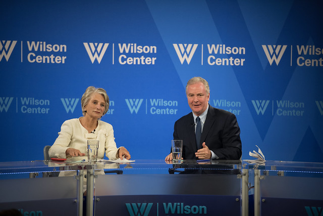 The Annual Haleh Esfandiari Forum: Protecting America's Global Leadership, with Senator Chris Van Hollen