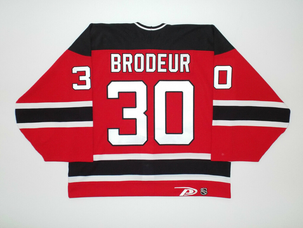 '99-00 New Jersey Devils Brodeur Pro Player GC