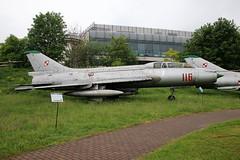 Sukhoi SU-7UM Polish Air Force 116