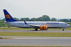 Icelandair Boeing 737 MAX TF-ICE
