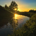 2018-06-21 (Day 172) Canal Sunset