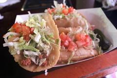 San Antonio - Prospect Hill: Ray's Drive Inn - Puffy Tacos