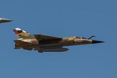 170 AMD Mirage F-1EM-VI Royal Maroc Air Force @ Marrakech RAK GMMX
