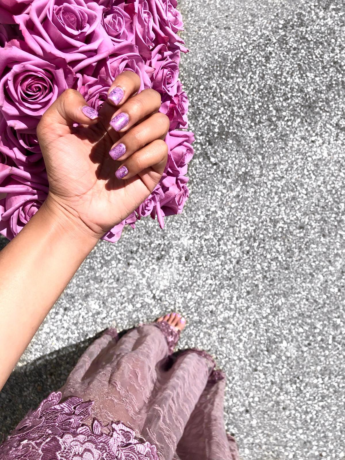 floral lavender 9