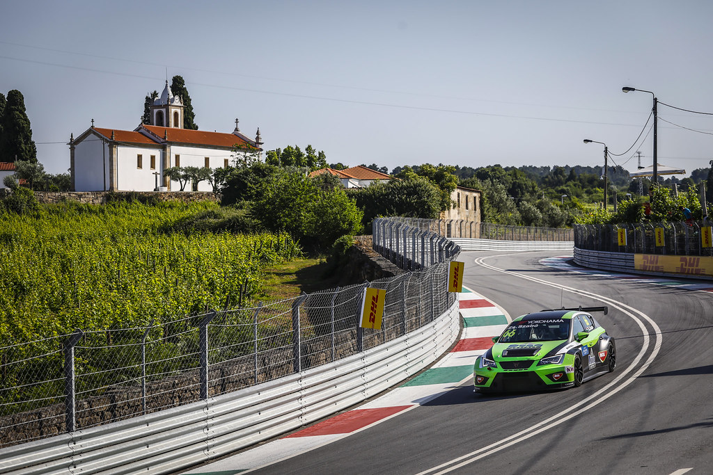 66 ZSABO Zsolt David, (hun), Seat Cupra TCR team Zengo Motorsport, action during the 2018 FIA WTCR World Touring Car cup of Portugal, Vila Real from june 22 to 24 - Photo Francois Flamand / DPPI