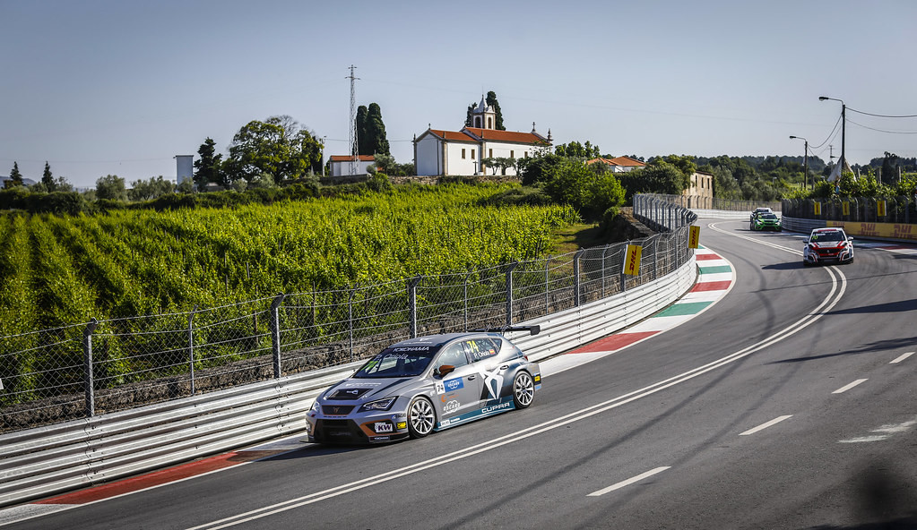 74 ORIOLA Pepe, (esp), Seat Cupra TCR team Oscaro by Campos Racing, action during the 2018 FIA WTCR World Touring Car cup of Portugal, Vila Real from june 22 to 24 - Photo Francois Flamand / DPPI