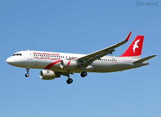 F-WWDF Airbus A320 Air Arabia