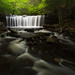 Flowing Water at Oneida Falls by Ken Krach Photography