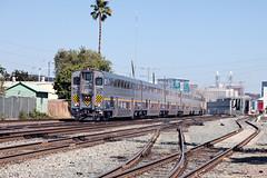 Capitol Corridor train 542