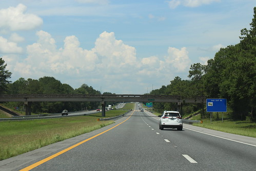 Florida I10wb CR 181a Rd Overpass 2018