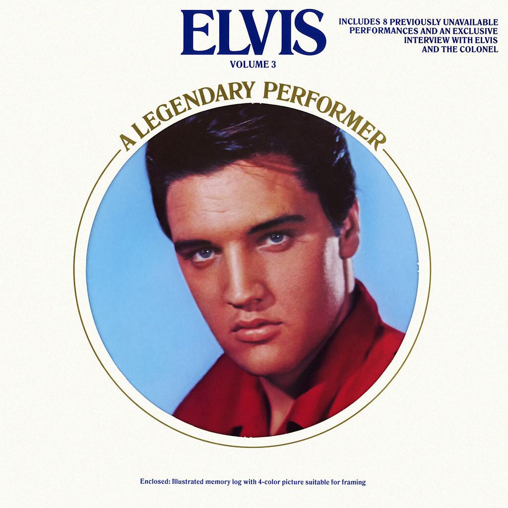 Elvis Presley - A Legendary Performer Volume 2