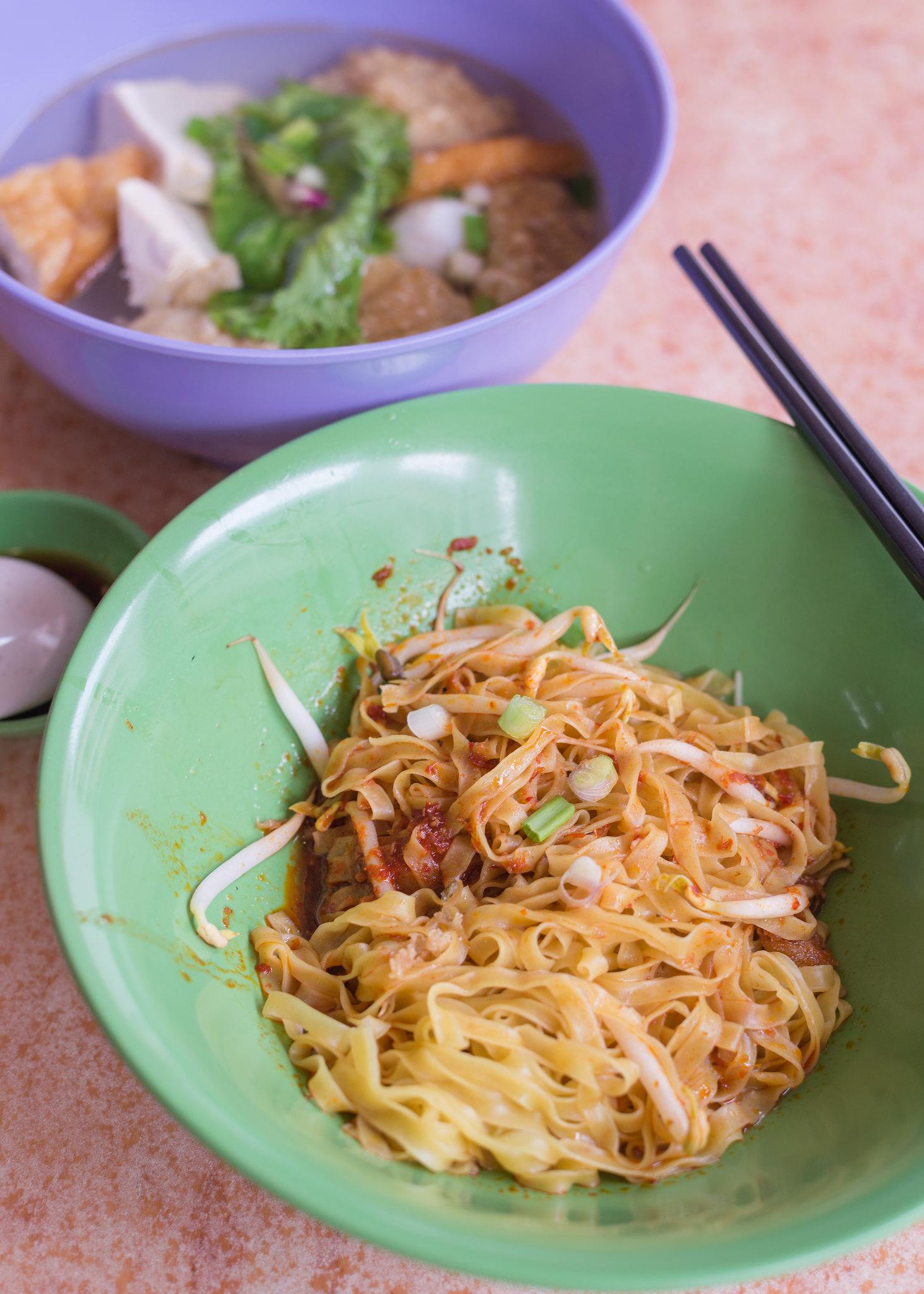 Ah Hua Teochew Fishball Noodles DSC_7831-1