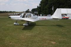 G-GROE Grob G115A [8054] Popham 080718
