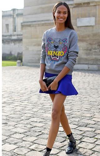 160f403f2 Ideas para llevar una sudadera con estilo | Lolita Moda