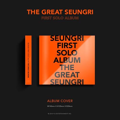 Seungri THE GREAT SEUNGRI Solo Album 2018 (22)