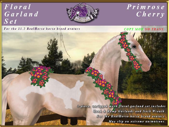 E-RH-FloralGarlands-Primrose-Cherry - TeleportHub.com Live!