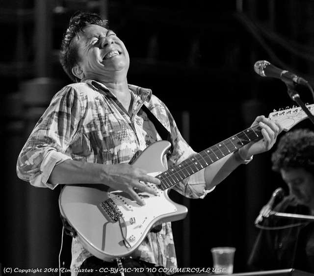 Todd Park Mohr of Big Head Todd & The Monsters - 2018 Lowell Summer Music Series