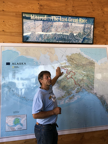Four-Time Iditarod Champion Martin Buser
