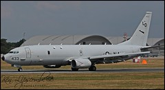 168433 Boeing 737-8FV (P-8A Poseidon) c/n 40813 USN - United States Na