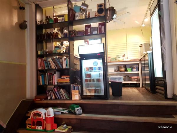 Empire Espresso interior