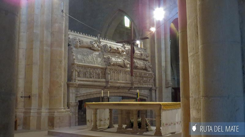 Pueblos de Cataluña Monasterio Poblet 05