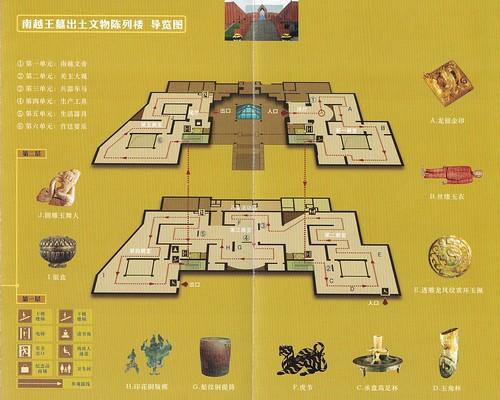 出土文物陈列馆地图