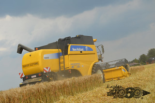 New Holland Cs 540-128