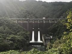 坂本ダム ( ˘ω˘)