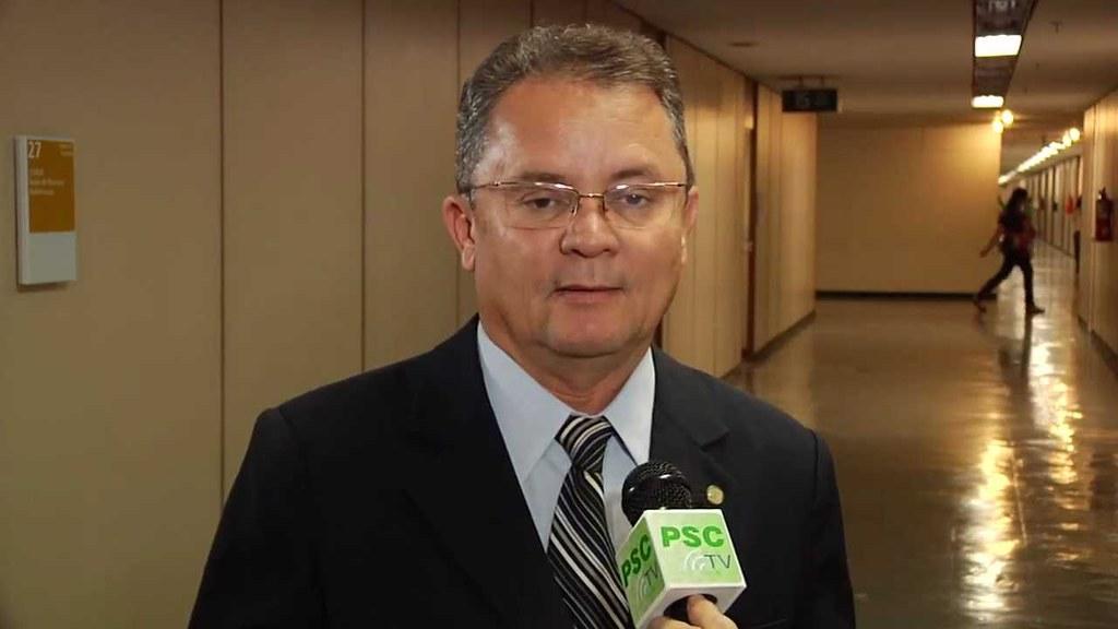 Os 10 partidos que mais registraram candidaturas no Pará na eleição de 2018, PSC